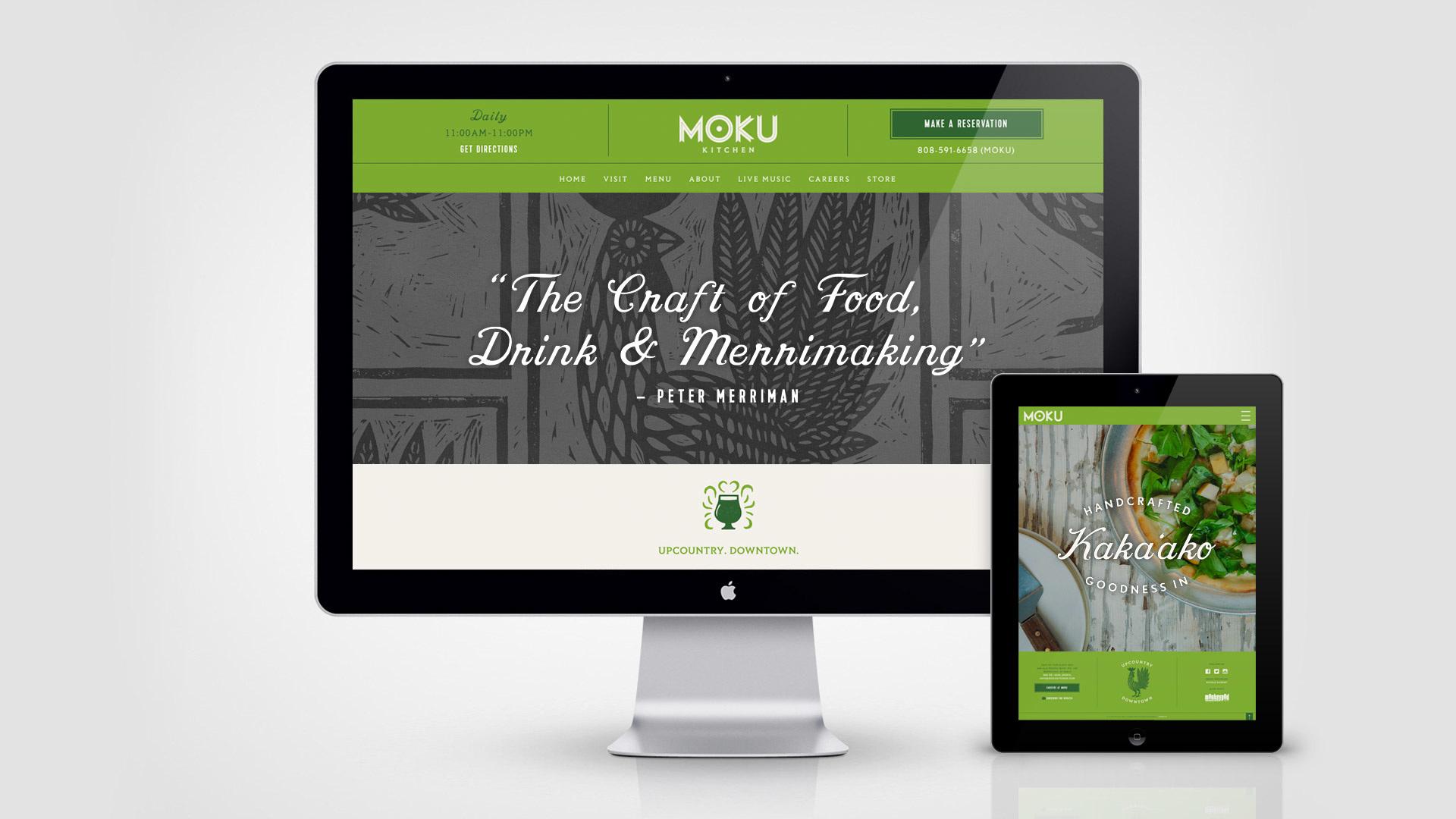 Moku Kitchen Menu moku kitchen - scott naauao
