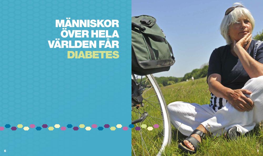 AstraZeneca – diabetes patient site - Jenny Ström | UX